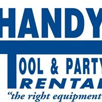 Handy Tool and Party Rental Cincinnati