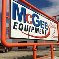 Mcgee Equipment Rental & Sales, Inc