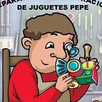 Reparación de Juguetes Pepe