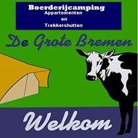 Camping De Grote Bremen