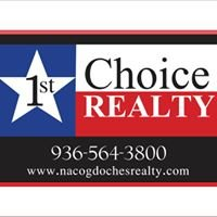 1st Choice Realty of Nacogdoches, TX