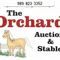 The Orchard Auction & Stable