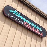 Albuquerque Classics Paint & Body
