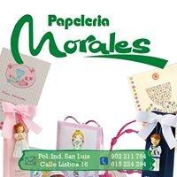 Papelería Morales