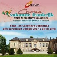 Creatieve vakantie Frankrijk