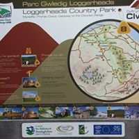 Loggerheads Country Park