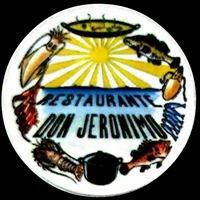 Restaurante Don Jerónimo tabarca