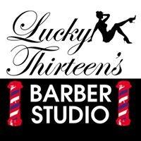 Lucky Thirteen's Barber Studio