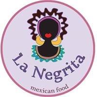 La Negrita, Mexican food