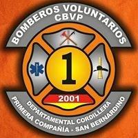 1ra Compañia Departamental Cordillera - San Bernardino CBVP