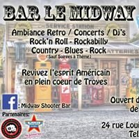 Midway Shooter Bar