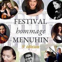 Festival Hommage Menuhin