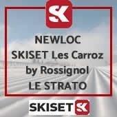 Magasins Alain Sports / Newloc / Le Strato - Les Carroz