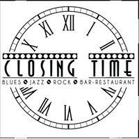 Closing time - bar