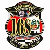 Bomberos Independencia 168