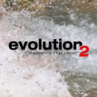 Evolution 2 Aquarafting - Lac Léman