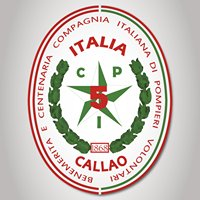 Benemérita y Sesquicentenaria Compañía de Bomberos Voluntarios Italia 5