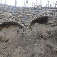 Murs en pierres sèches. Serge Fournier