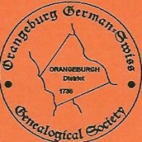 Orangeburgh German-Swiss Genealogical Society