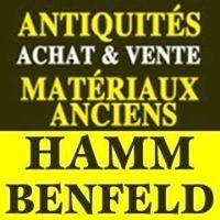 Antiquités Matériaux anciens Alsace