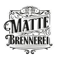 Matte Brennerei