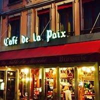 """Café de la Paix """"la table du marché """" . Brasserie, Restaurant"""