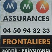 MMA Douvaine  Assurances Franck PAYEN