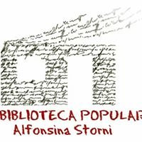Biblioteca Popular Alfonsina Storni