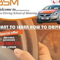 Ali Jama BSM Driving School
