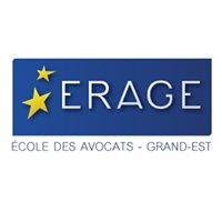 Erage - Ecole des Avocats du Grand-Est