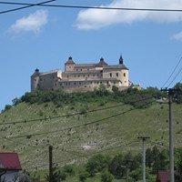 Burg Krásna Hôrka