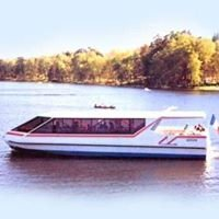 """Le bateau """"Morvan"""" - Lac des Settons"""