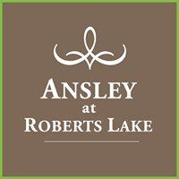 Ansley at Roberts Lake