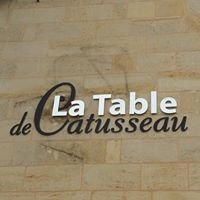 La table de Catusseau