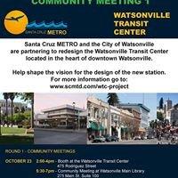 Watsonville Transit Center