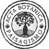 Acta Botanica Paisagismo