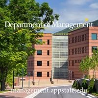 Appalachian State- Department of Management