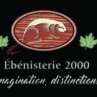 Ébenisterie 2000