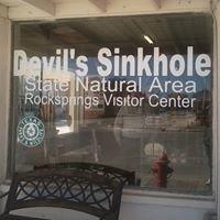 Devil's Sinkhole Society