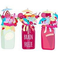 Brain Freeze Sno-Cones & Snacks