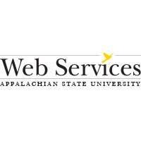 Appalachian State University Web Services