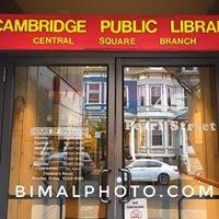 Cambridge Public Library - Central Square Branch
