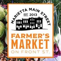 Farmers Market on Front Street