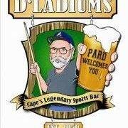 "D'Ladiums ""Capes Legendary Sports Bar"""