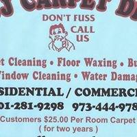A&J Carpet Dr's