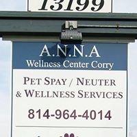 ANNA Wellness Center Corry