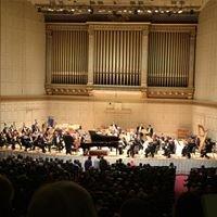 Bso Symphony Hall