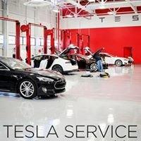Tesla Motors Service Center