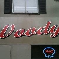 Woody's Bar at Echo Lake
