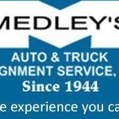 Medley's Auto & Truck Alignment Service, Inc.